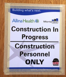 The Penny George Institute for Health and Healing - WestHealth in Plymouth is under construction, set to open in August 2014